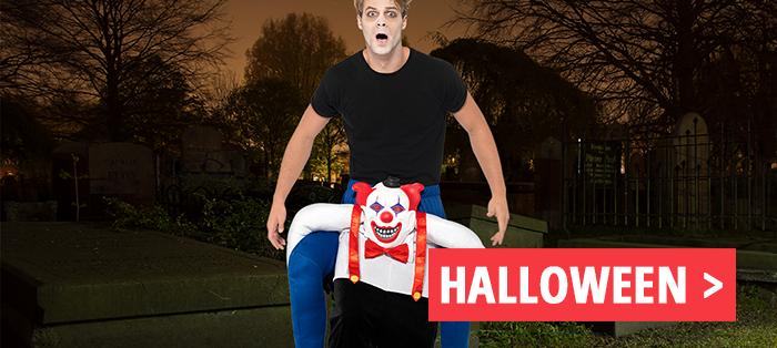 Pelottavimmat ja hauskimmat Halloween-asut
