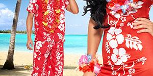 Havaiji-teeman juhlat