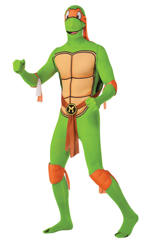 Turtles 2nd Skin, Michelangelo